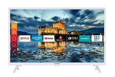 Telefunken XF32J511-W Fernseher 32 Zoll Full HD Triple-Tuner Smart TV WLAN Alexa