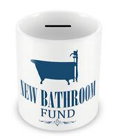 New Bathroom Fund Money Box - Piggy Bank Home Renovation DIY Dad Gift idea #102