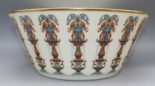 """Vintage Lenox Lido Large Bowl 10-1/2"""" Excellent Hand Decorated With 24K Gold"""