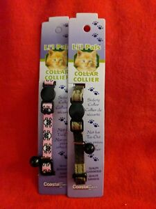 Personalize Coastal Li'l Pa Breakaway Kitten Collar