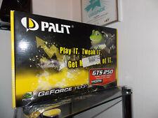 Palit NVIDIA GeForce GTS 250 - 512 Mo/256bit/Carte Graphique-Neuf dans sa boîte