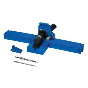 Kreg Jig K5 Pocket-Hole Joinery System Clamping Quick-Release Pin Dust Port
