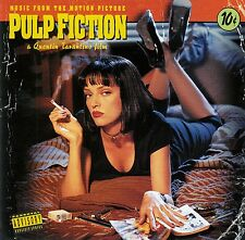 PULP FICTION - MUSIC FROM THE MOTION PICTURE / CD - TOP-ZUSTAND