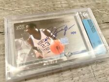 2011 All-Time Greats Michael Jordan Illustrious Signatures /15 Autograph BGS 10