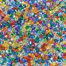 Miyuki 11-MIX16 Rainbow 12+grams Seed Bead Rocailles