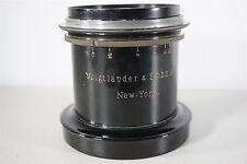 "Antique Voigtlander & Sohn Heliar 14"" f4,5 Lens -No Reserve"