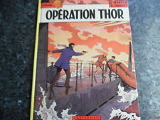 belle reedition lefranc operation thor