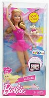 Barbie I can Be Ice Skater Toys R Us Exclusive Doll No.W8624 NRFB