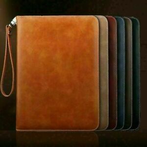 For iPad Pro 12.9 3rd Gen 2018 A1876 A1983 Luxury Leather Protective Case Cover