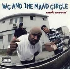 WC & THE MAAD CIRCLE: Curb Servin' [Promo] CD