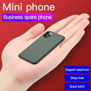 """Mini GSM Cellphone 7S+ 1.5""""IPS Color Big Display Torch Camera MP3 Long Standby"""