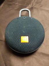 JBL Clip 3 Waterproof Bluetooth Speaker - Blue