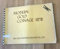 Modern Gold Coinage 1978 French France - The Gold Institute