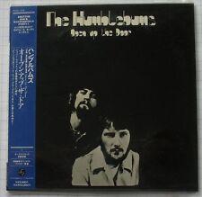 THE HUMBLEBUMS - Open Up The Door + 6 BONUS JAPAN MINI LP CD OBI NEU RAR!