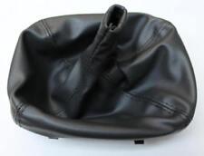 Camaro/Firebird 5 or 6 Speed Ebony Leather Shifter Boot w/ Ring New GM *10306417