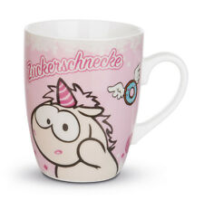 Nici Fancy Mug Tasse Einhorn ZUCKERSCHNECKE Becher Porzellan Geschenk Neu 41953