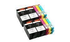 10 NON-OEM INK HP 920XL Officejet 6000 6500 A 7000 A CD975AN 972AN 973AN 974AN