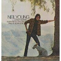 YOUNG,NEIL - EVERYBODY KNOWS THIS IS NO... LP VINYL NEW!