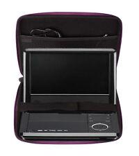 Hardwearing Purple Case for Logik L9SPdvd12 DVD Player