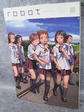 ROBOT 10 Manga RANGE MURATA Super Color Comic Yusuke Kozaki Hiroyuki Asada Book