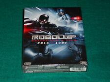 RoboCop Duopack (2014 - 1987) (Cofanetto 2 blu-ray) Regia di José Padilha,