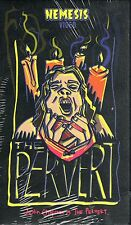The Pervert VHS Nemesis Video Justin Chapman Cult Horror Low Budget SOV