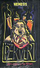 The Pervert VHS Nemesis Video Justin Chapman Cult Horror Low Budget SOV