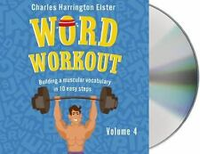 Word Workout, Level Four: Building a Muscular Vocabulary One Step at a Time  Ver