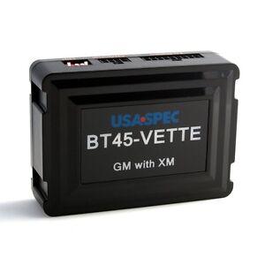 Bluetooth Handsfree Chevy 06-11 Corvette 03-06 Tahoe Escalade  04-07 CTS W/XM