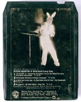 Steve Martin A Wild And Crazy Guy (8-Track Tape, WB 3238)