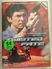 TWISTED FATE - LOU DIAMOND PHILLPS (R-4 - GOOD) - DVD #335