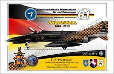 """PHANTOM F4-F PHAREWELL 1973-2013 F-4F """"Phantom II"""""""