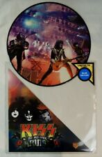Kiss, Wet Wild Rockin' Kruise Vinyl LP Picture Disc Limited Edition of 330