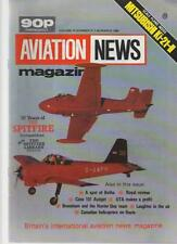 AVIATION NEWS MODEL MAGAZINE V14 N21 A SPOT OF BOTHA, ROYAL REVIEW, CASA 101 PRO