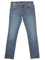 Viggos Womens Slim Skinny Fit Stretch Denim Jeans Size 5/6 28x30