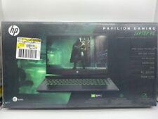 HP Pavilion Gaming Laptop 15-dk0055nr i5-9300H 8GB DDR4 256GB SSD + 16GB GTX1050