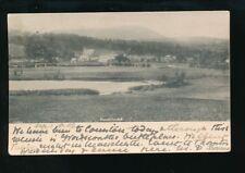 Cumbria HAWKSHEAD general view used 1902 u/b PPC