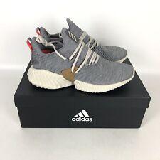 Adidas Alphabounce Instinct Running Shoes Men's Size 9.5 Gray B76038