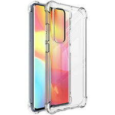 Shockproof Clear TPU Case For Xiaomi Redmi K30 Ultra 9A 10X 5G Note 9 9S 8 Pro