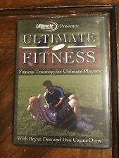 Ultimate Fitness: Fitness Training for Ultimate Frisbee Players  *NEW!* DVD