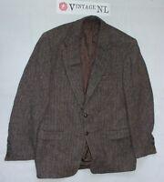 MOORES luxus Harris Tweed  Sakko Gr 52 Jacke fein hochwertig (etikett 42L)