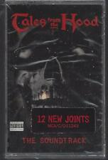 TALES FROM THE HOOD Soundtrack Domino Spice 1 N.G.N.  RARE NEW CUT-OUT CASSETTE