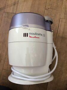 Moulinex Moulinette S Typ 643 Zerkleinerer 750 Watt guter Zustand