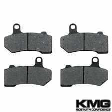 Rear Organic NAO Brake Pads For 2008-2011 Harley FLHTC Electra Glide Classic