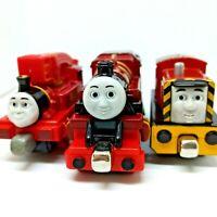 HARVEY Crane ARTHUR SALTY Take n Play Along Magnetic Thomas Friends Train Bundle