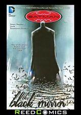 BATMAN THE BLACK MIRROR GRAPHIC NOVEL New Paperback Detective Comics #871-877