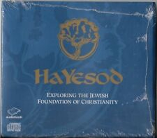 Hayesod - Exploring the Jewish Foundation of Christianity audio book (CD) NEW