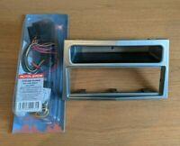 PC99-X80 Astra MK5 Steering Interface Adaptor & patch lead + Single Din fascia
