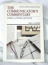 The Communicator's Commentary (Volume 11): James; 1,2 Peter; And Jude (1991) NEW