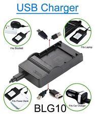 Battery Charger Panasonic Lumix Camera DMC-GF5KA DMC-GF5KAEC DMC-GF5KAEE DMC-GX7